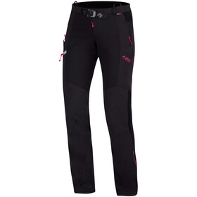Directalpine Cascade 2.0 Broek Dames, black/rose